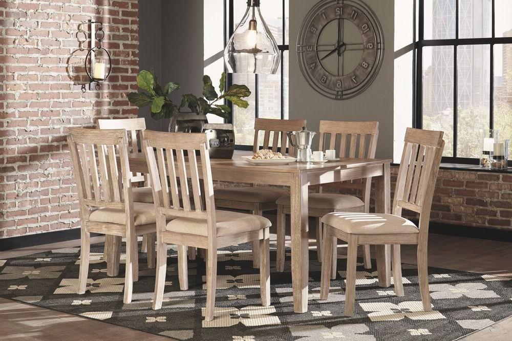 Well Known Autberry 5 Piece Dining Sets Within Gracie Oaks Quick 7 Piece Breakfast Nook Dining Set Set Of 7 (Gallery 20 of 20)