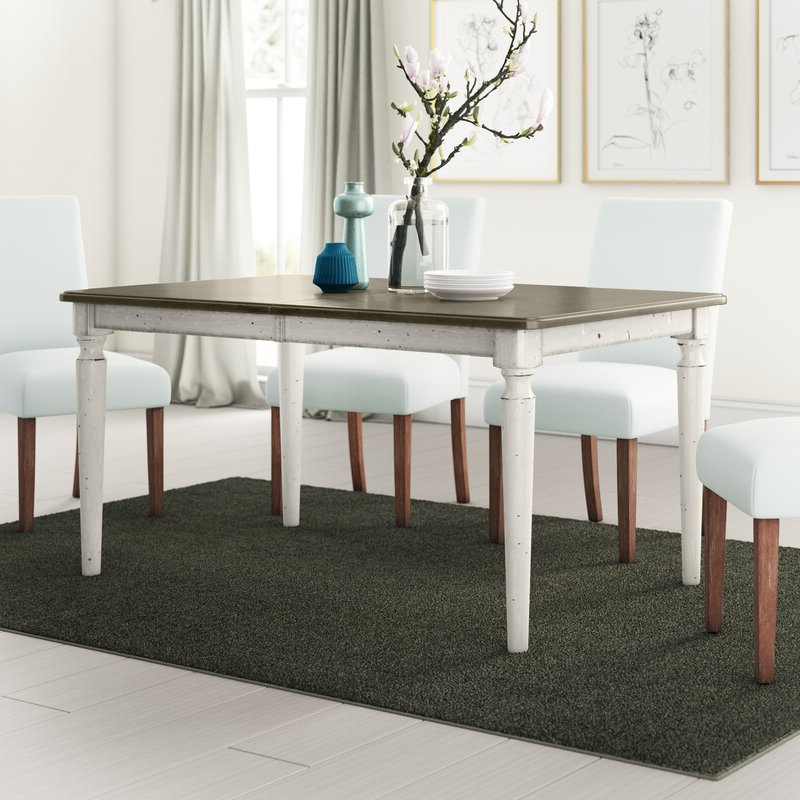 Well Known Baleine Extendable Dining Table & Reviews (View 18 of 20)