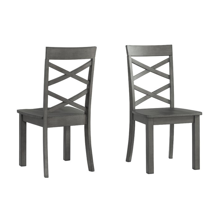 Well Known Osterman 6 Piece Extendable Dining Sets (set Of 6) With Regard To Red Barrel Studio Osterman 6 Piece Extendable Dining Set (View 2 of 20)
