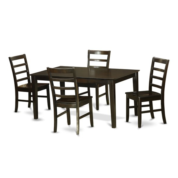 Well Known Smyrna 3 Piece Dining Sets Inside Smyrna 5 Piece Dining Setcharlton Home 2019 Sale On (View 18 of 20)