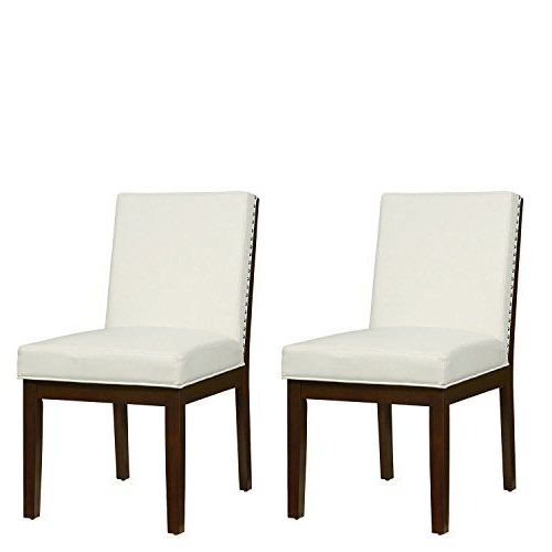 Well Known Travon 5 Piece Dining Sets With Standard Furniture 10564 Couture Elegance Chair Side Uph 2/ctn (View 19 of 20)