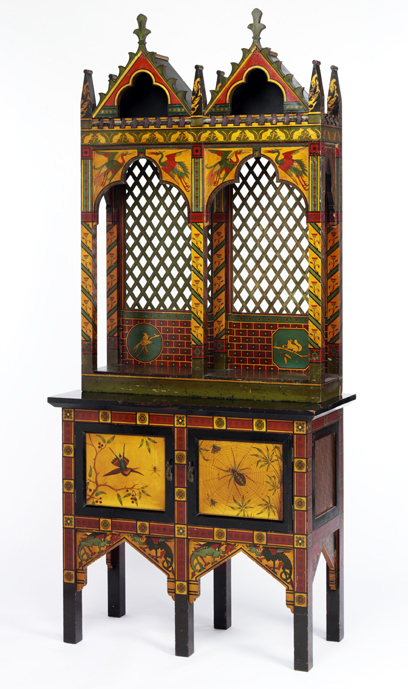 Well Known Victorian Furniture Styles – Victoria And Albert Museum Inside Poynter 3 Piece Drop Leaf Dining Sets (View 17 of 20)