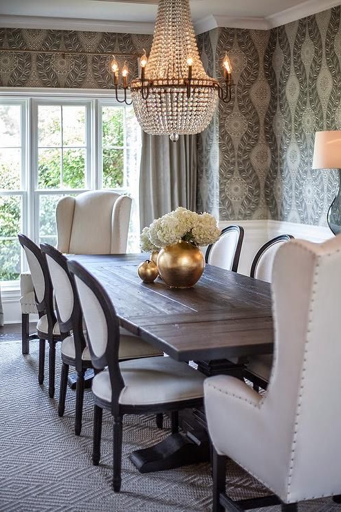 Well Liked Linette 5 Piece Dining Table Sets In Black Salvaged Wood Dining Table, Restoration Hardware Salvaged Wood (View 12 of 20)