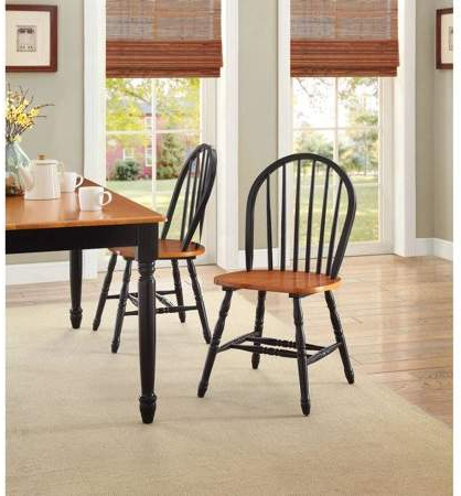 Well Liked Pattonsburg 5 Piece Dining Sets Regarding Windsor Oak Furniture – Shopstyle (View 13 of 20)