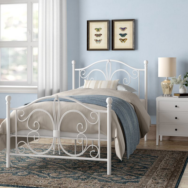 Well Liked Pattonsburg Platform Bed & Reviews (View 7 of 20)