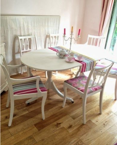 Well Liked Upcycled Table And Chairs – Google Search (View 17 of 20)