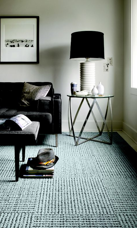 Well Liked Why Carpet Tiles Are The Right Rug For The Dining Room With Regard To Turnalar 5 Piece Dining Sets (View 20 of 20)