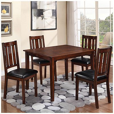 Widely Used 5 Piece Pub Dining Set At Big Lots (View 8 of 20)