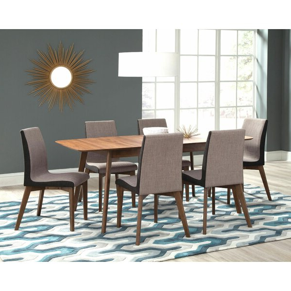 Widely Used Hanska Wooden 5 Piece Counter Height Dining Table Sets (set Of 5) Intended For Naport 9 Piece Dining Seteast West Furniture Comparison On (Gallery 17 of 20)