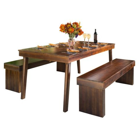 Widely Used Rossiter 3 Piece Dining Sets Within Pinterest (View 20 of 20)