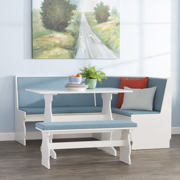 Widely Used Small Breakfast Nook Table (Gallery 14 of 20)