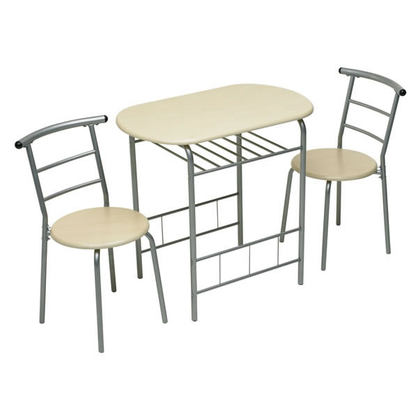 Wilko Regarding Most Recently Released 3 Piece Breakfast Dining Sets (View 7 of 20)