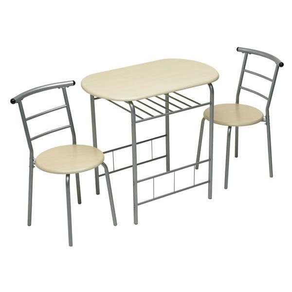 Wilko Regarding Most Recently Released 3 Piece Breakfast Dining Sets (View 18 of 20)
