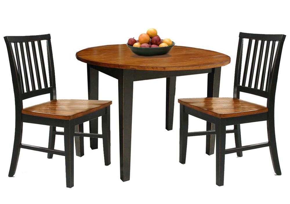 Wolf And Within 3 Piece Dining Sets (View 20 of 20)
