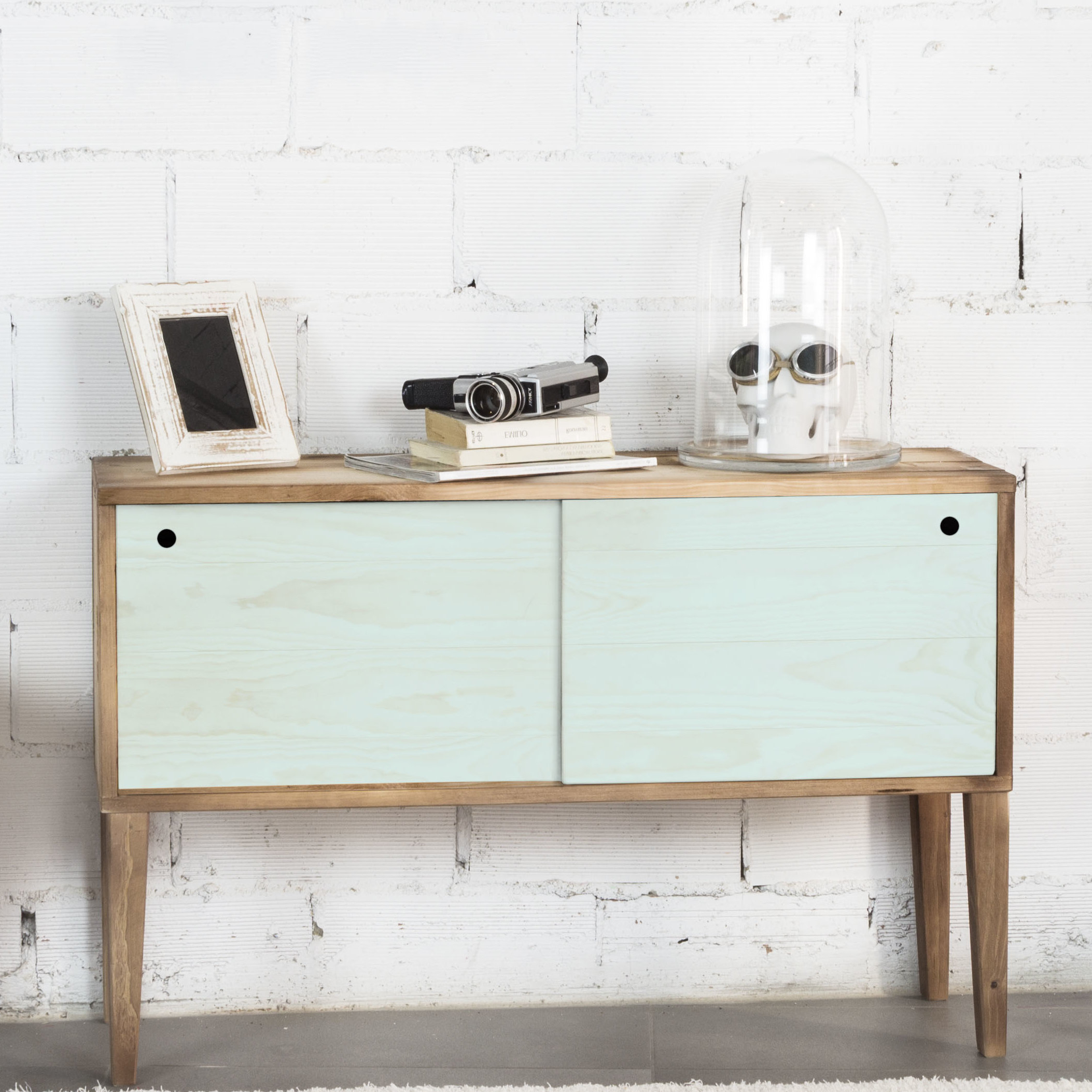 2 Door Sideboard Pertaining To Sideboards By Wildon Home (Gallery 2 of 20)
