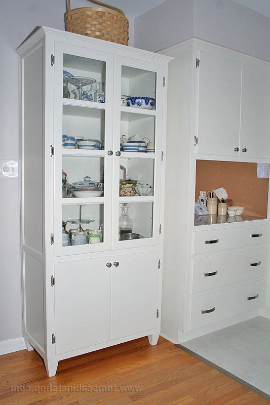 20 Stand Alone Pantry Cabinets, Stand Alone Pantry Cabinet With Regard To Most Popular Givens Kitchen Pantry (Gallery 12 of 20)