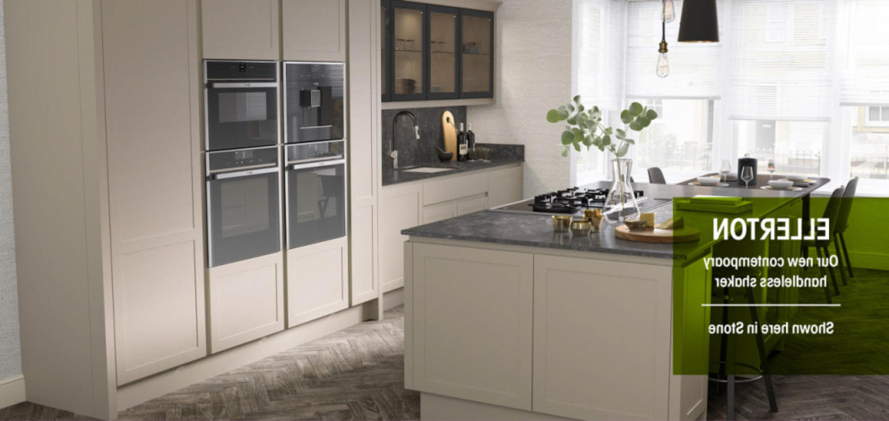 2019 Ferryhill Kitchen Pantry Intended For Kitchens (View 19 of 20)