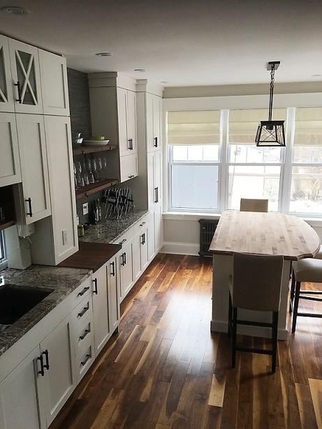 2019 Halifax Kitchen Pantry Inside Halifax Kitchen Enhancement – Case Design/remodeling (View 1 of 20)