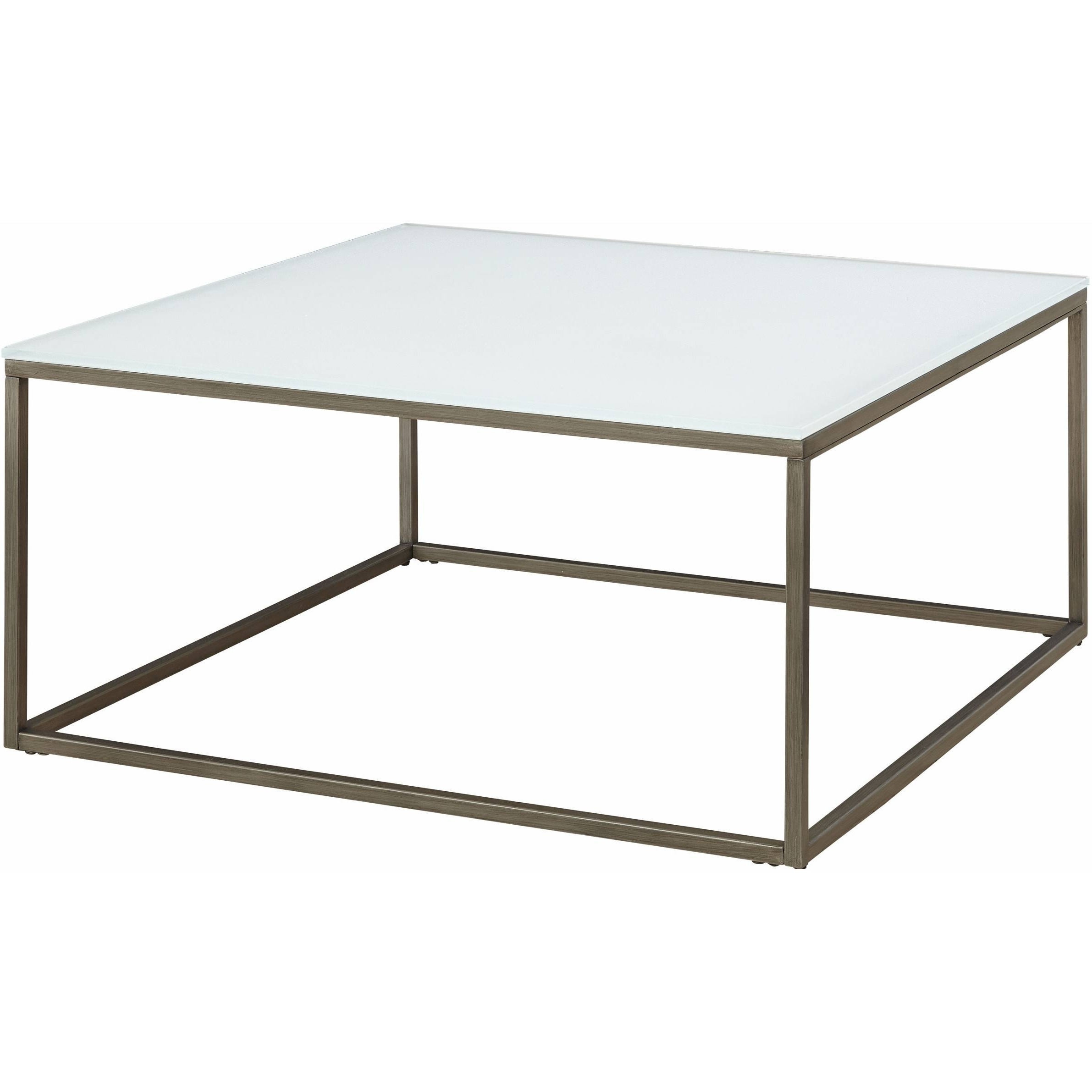 2019 Paris Natural Wood And Iron 30 Inch Square Coffee Tables Throughout 57 30 Inch Square Coffee Table, Avenue Six Merge Black 30 (Gallery 6 of 20)