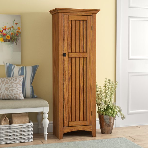 2019 Ridenhour Kitchen Pantry Regarding Pantry Units You'll Love In (View 2 of 20)