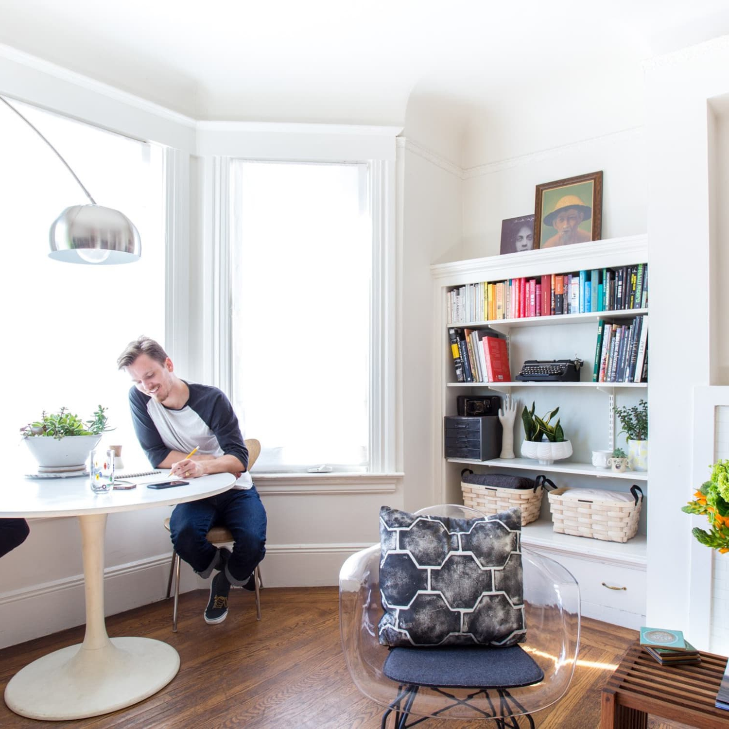 2019 Round Condo Apartment Coffee Tables Regarding How To Live Without A Dining Room: Advice & Ideas From 15 Of (Gallery 6 of 20)