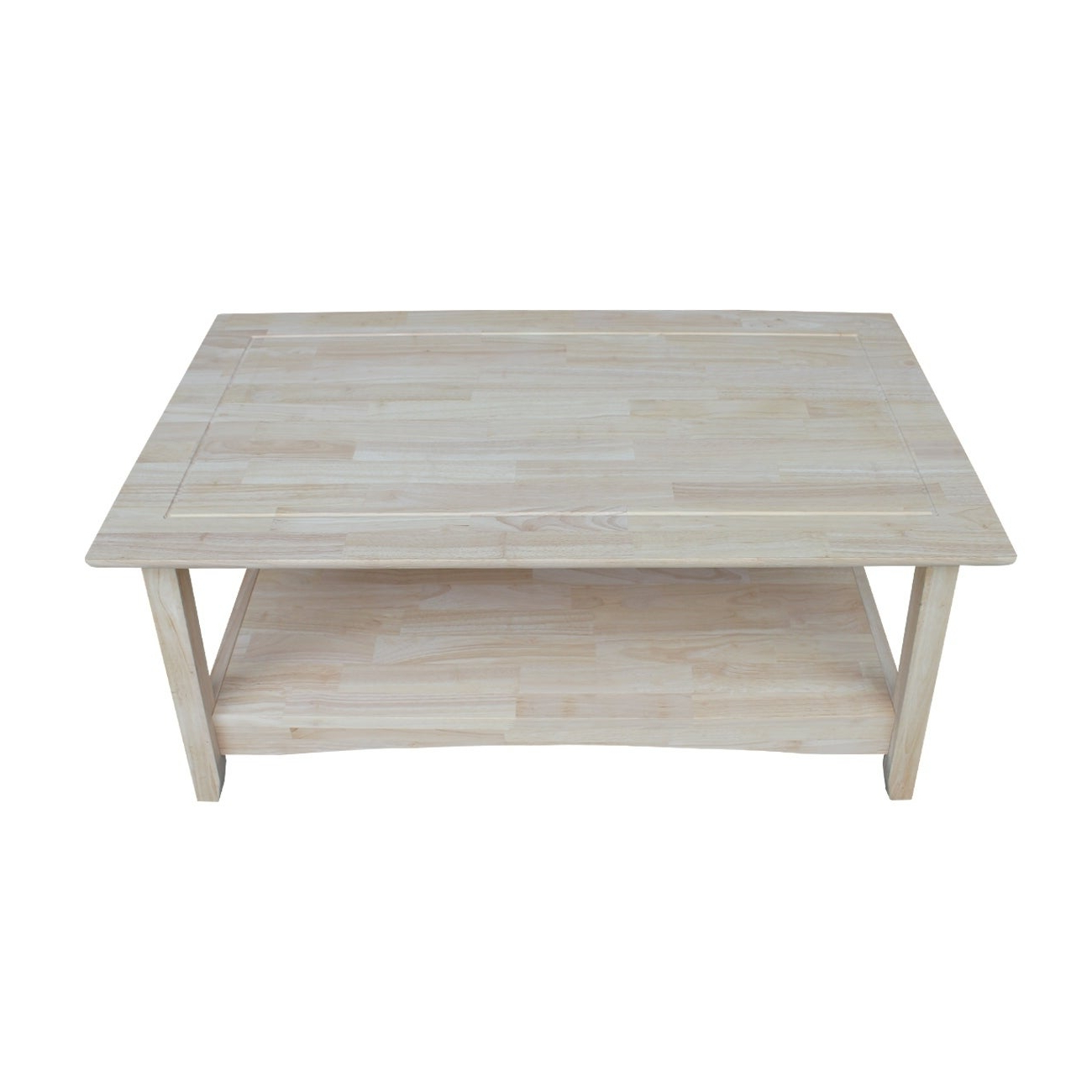 2019 Unfinished Solid Parawood Bombay Tall Lift Top Coffee Tables With Bombay Unfinished Solid Parawood Tall Coffee Table (View 1 of 20)