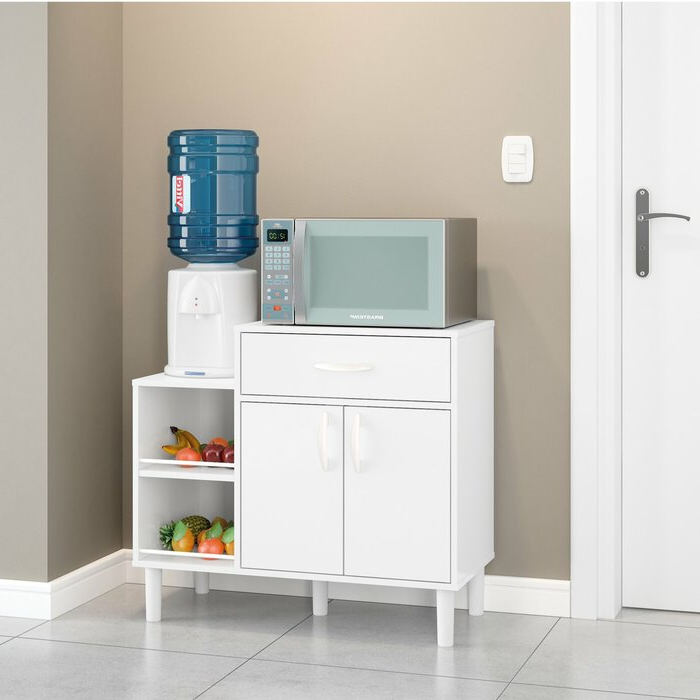 """2020 Seder Rolling Kitchen Pantry Within Gerania 30"""" Kitchen Pantry (Gallery 4 of 20)"""