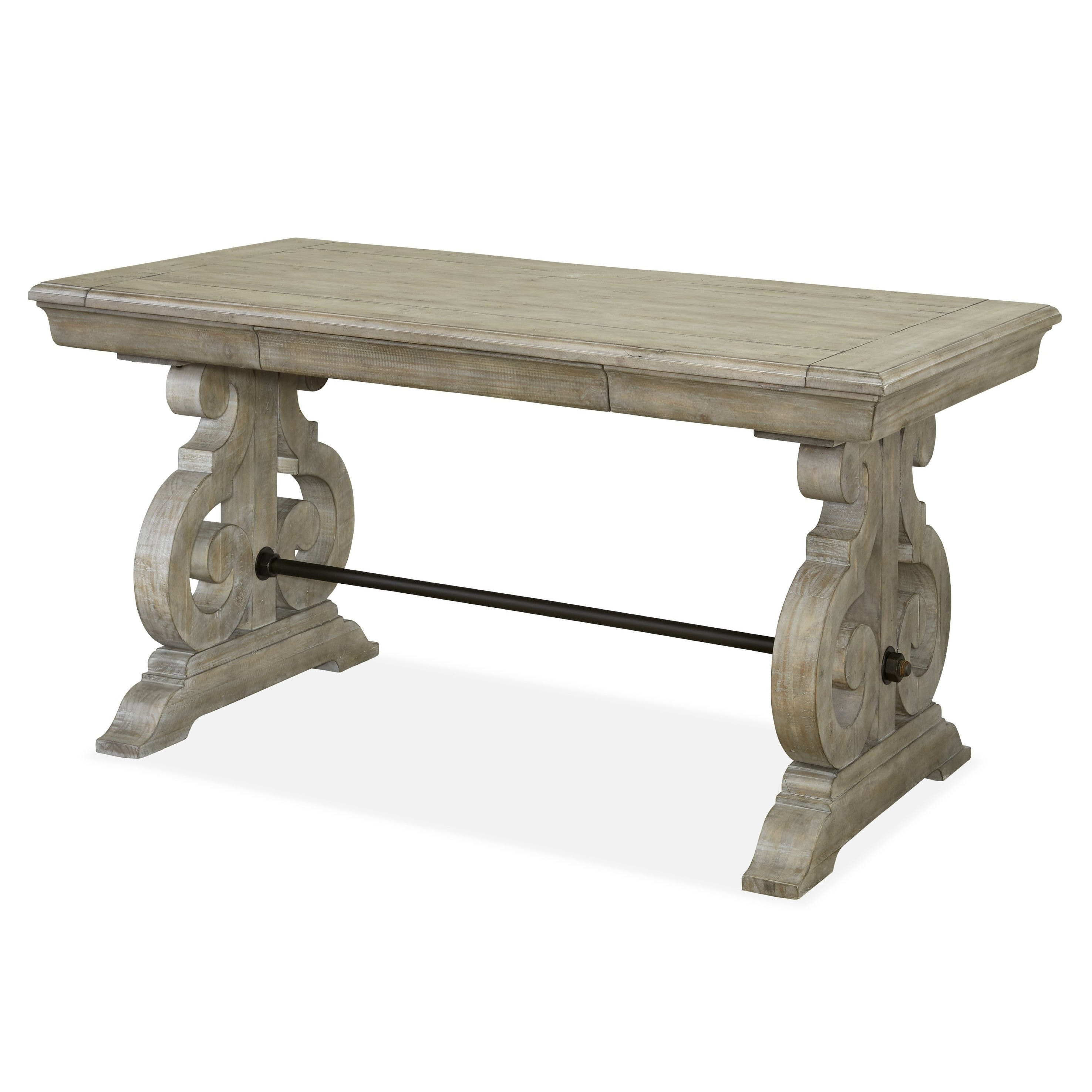 2020 Tinley Park Traditional Dove Tail Grey Coffee Tables With Tinley Park Traditional Dove Tail Grey Writing Desk (Gallery 6 of 20)