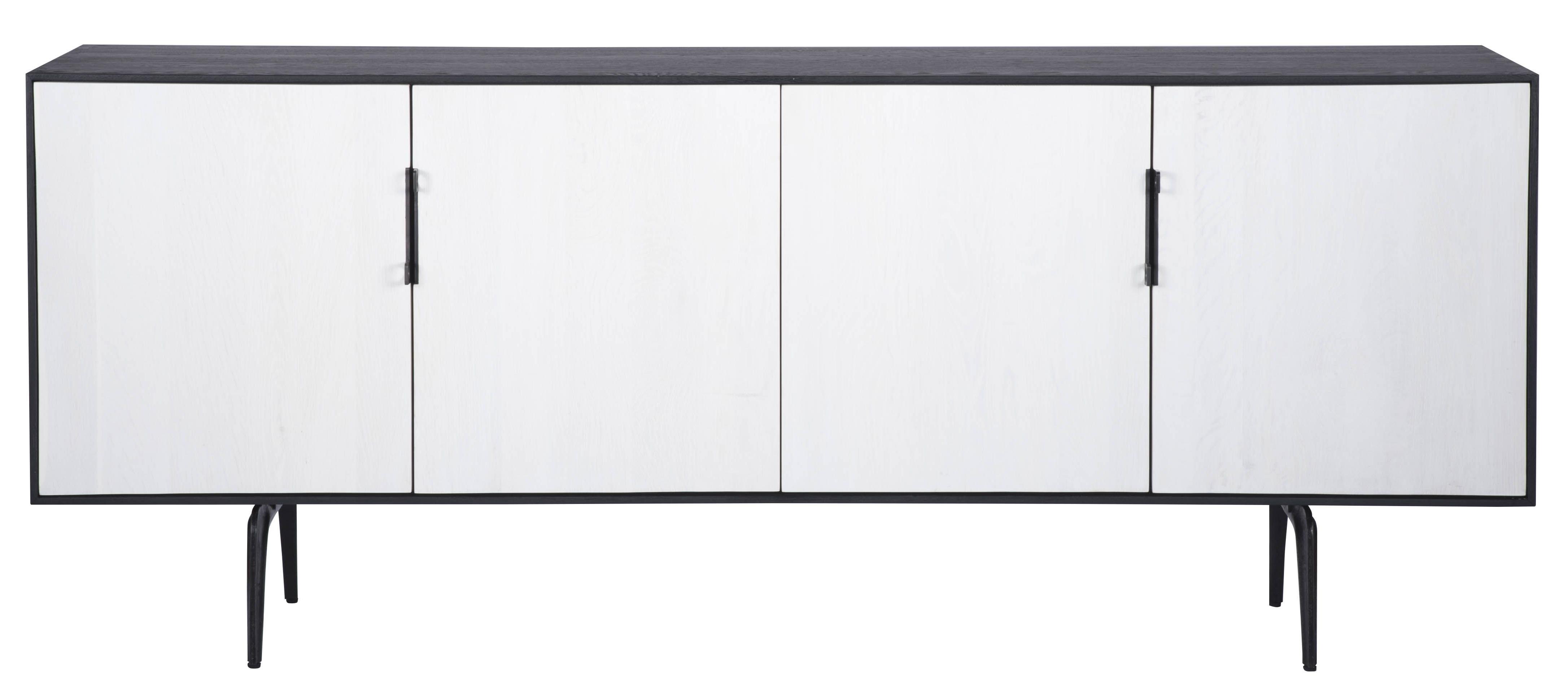 4 Door Sideboard – Vascular In Steinhatchee Reclaimed Pine 4 Door Sideboards (View 18 of 20)