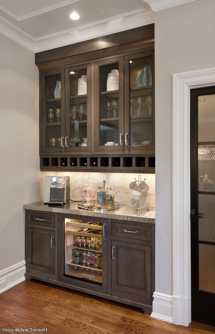 60 Modern Farmhouse Kitchen Design Ideas Butlers Pantry Door Pertaining To Most Current Farmhouse Kitchen Pantry (Gallery 10 of 20)