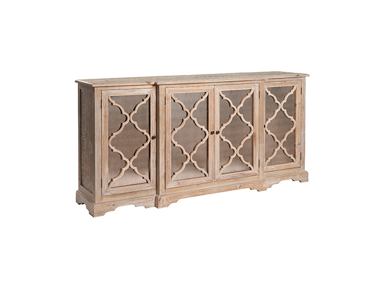 Acepello Lowery Four Door Sideboard From Dansk Intended For Ruskin Sideboards (View 1 of 20)
