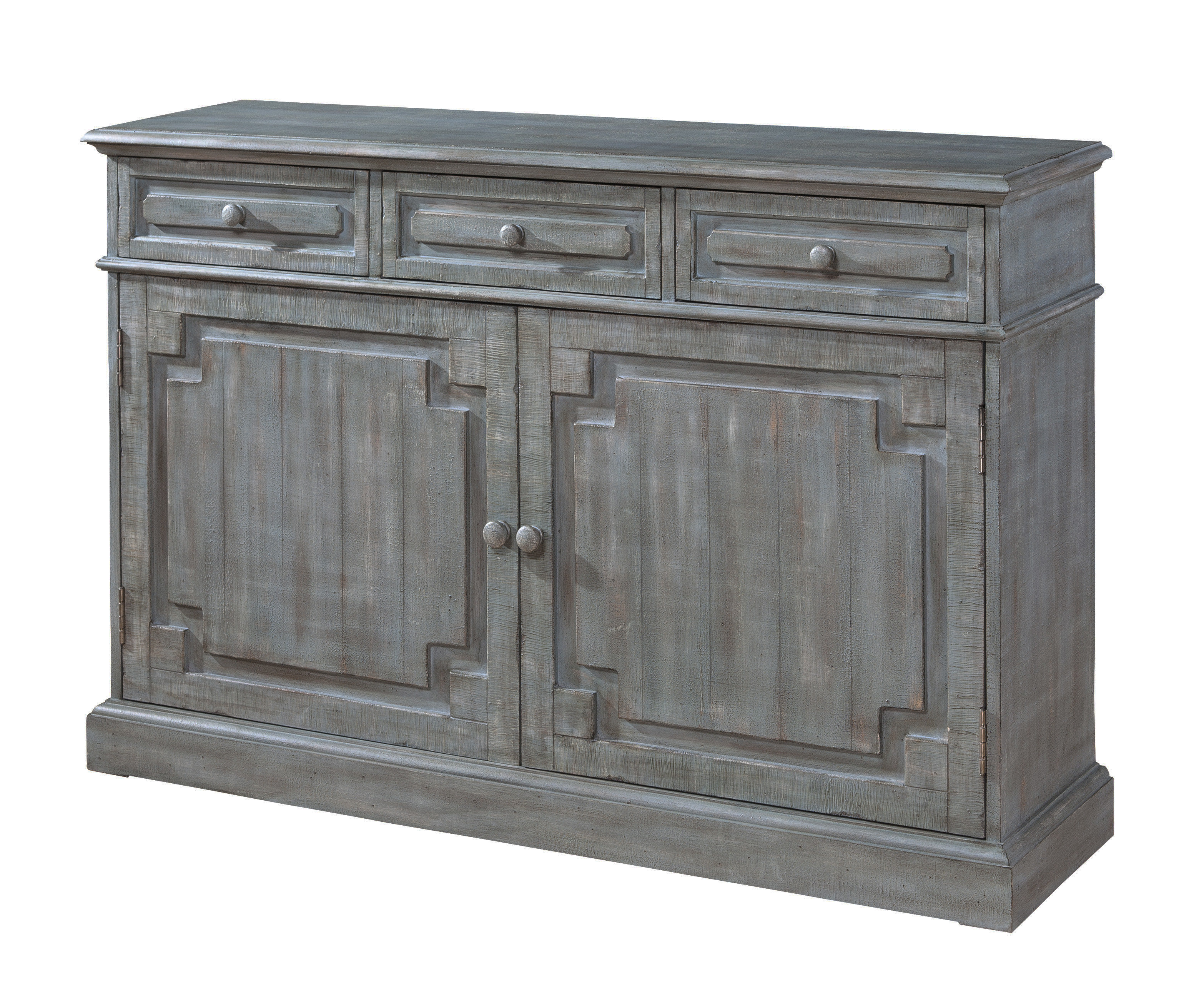 Adelbert Credenza With Raunds Sideboards (View 1 of 20)