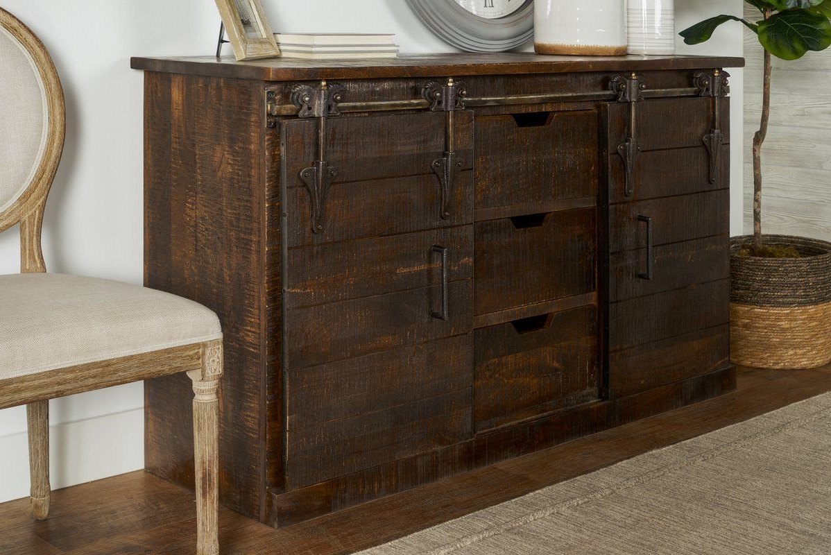 Adelina Sideboard | Coffee Bar Ideas | Sideboard, Cabinet Throughout Stennis Sideboards (View 2 of 20)