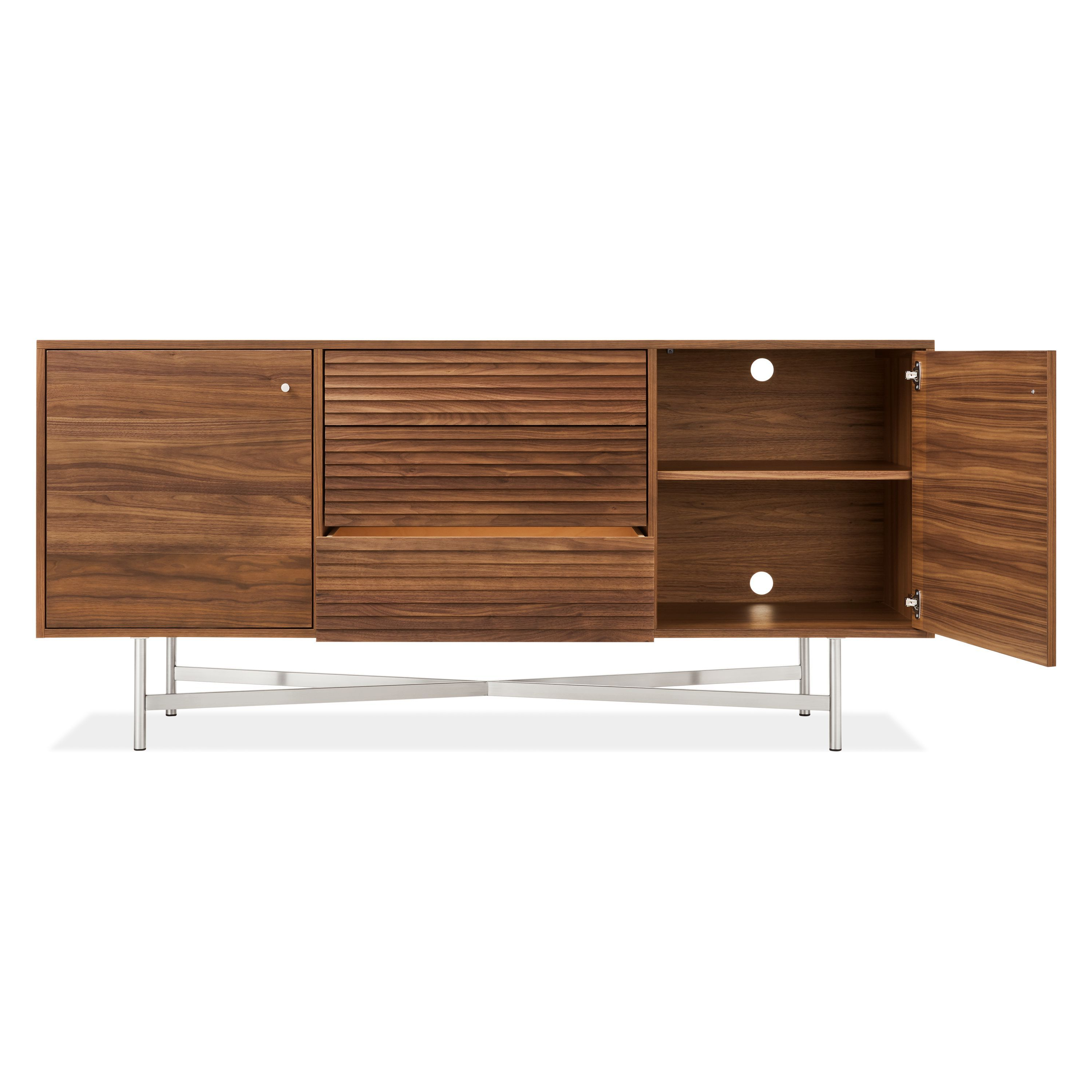 Adrian Storage Cabinets   Products   Entryway Cabinet Throughout Stephen Credenzas (View 5 of 20)