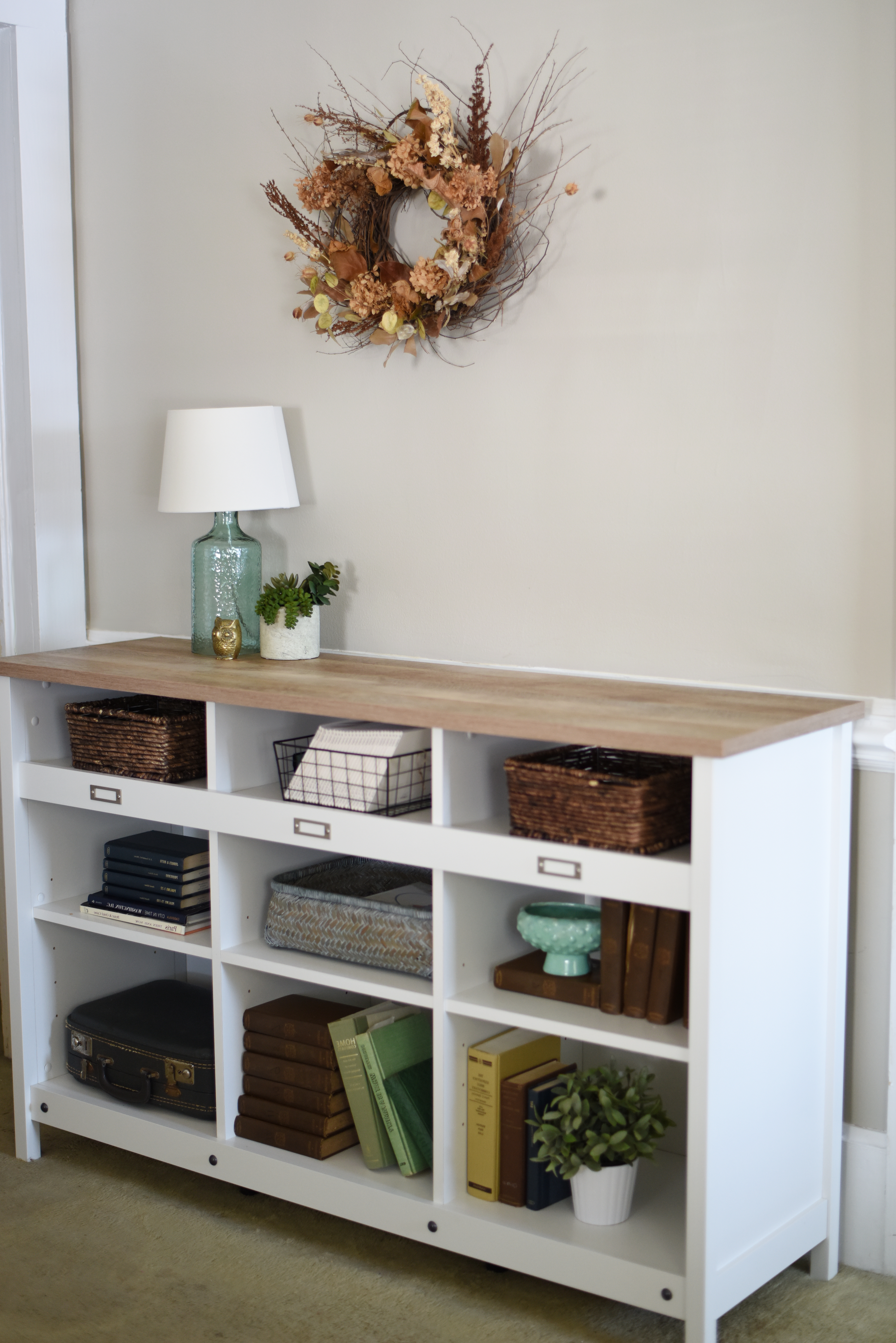 Affordable Furniture | Storage Credenza From Sauder | Put In Caines Credenzas (View 17 of 20)