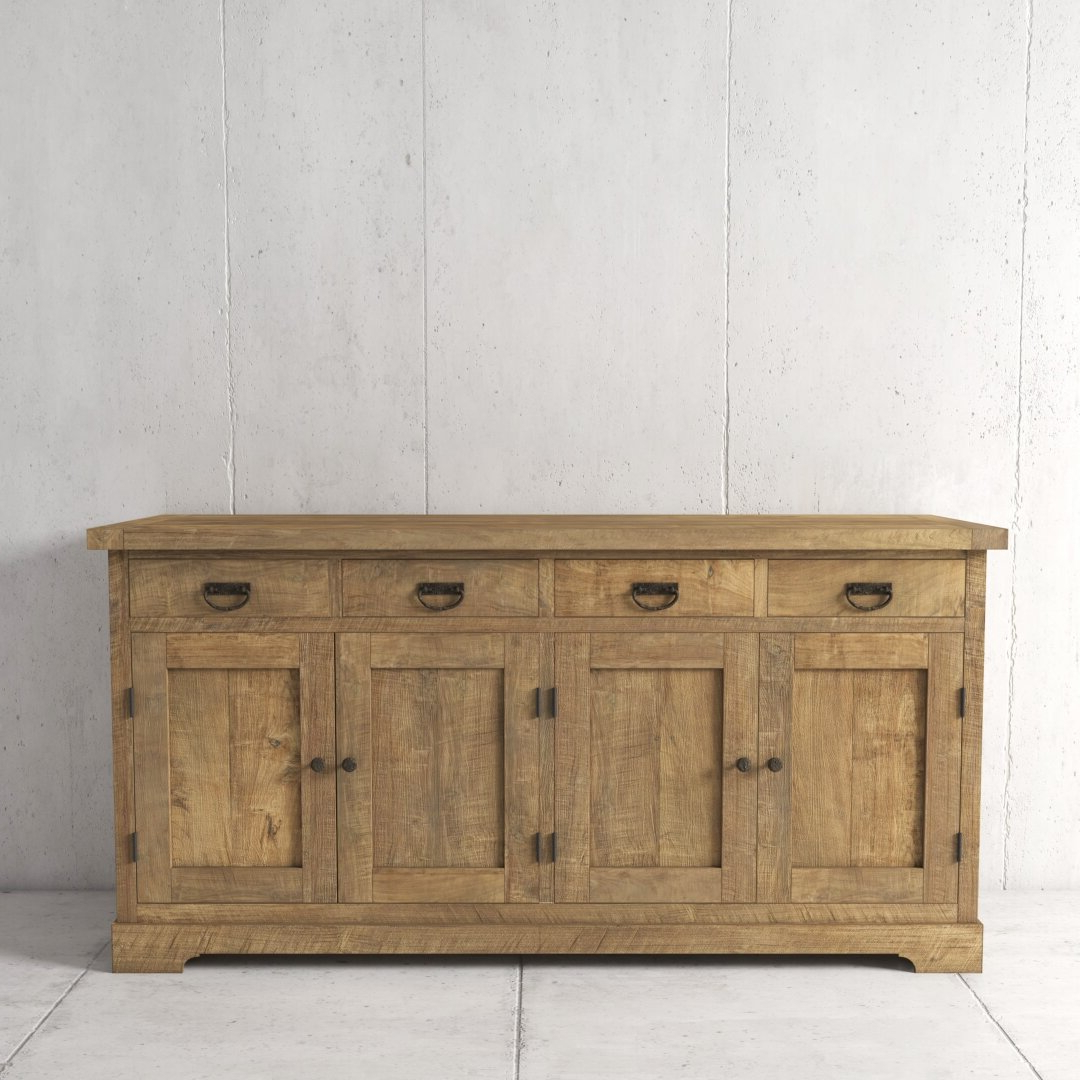 Alcaraz Sideboard With Arminta Wood Sideboards (View 6 of 20)