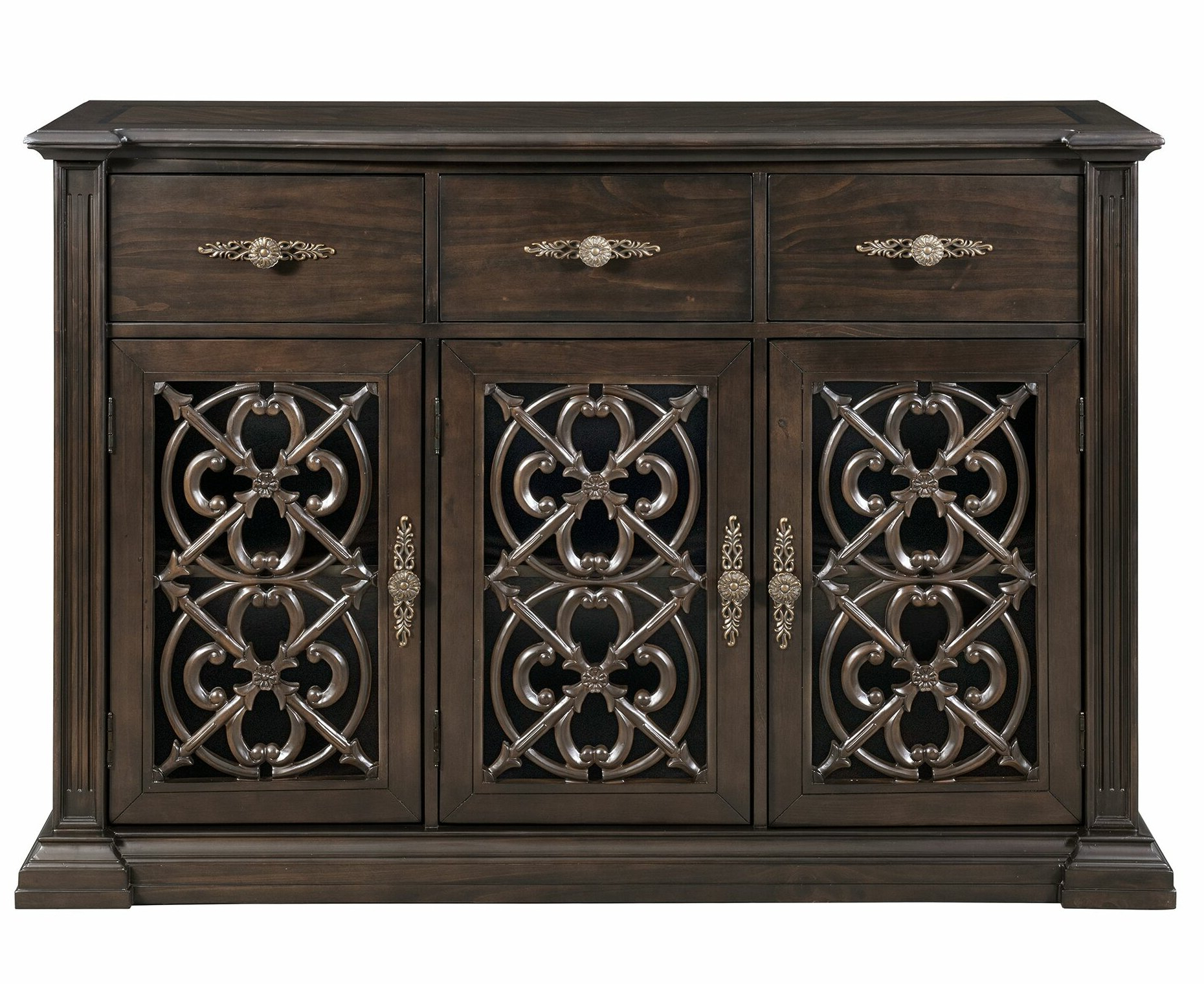 Alcorn Sideboard Pertaining To Kronburgh Sideboards (View 2 of 20)