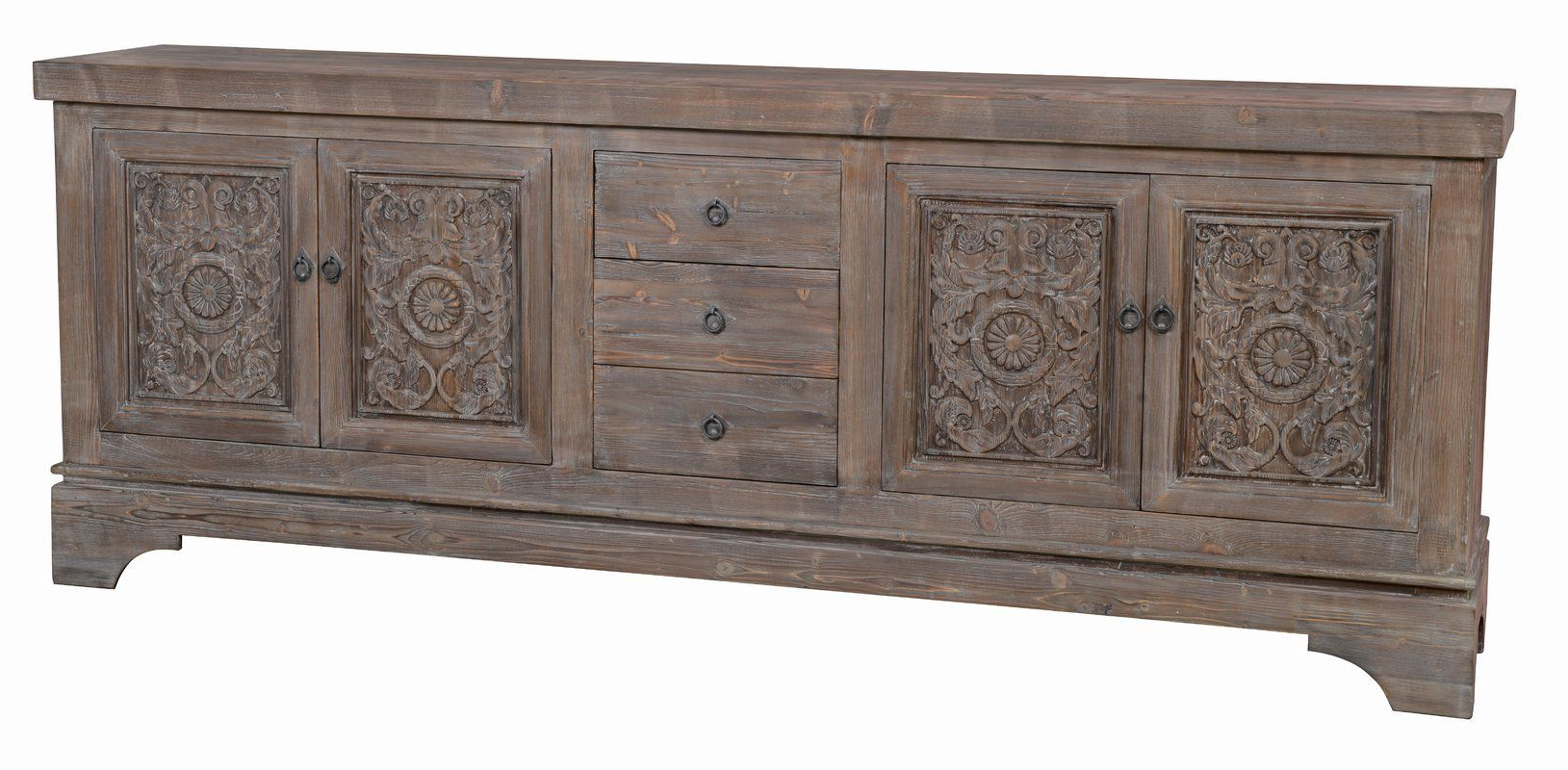 Allen Sideboard | New Home In Slc | Furniture, Sideboard Within Haroun Mocha Sideboards (View 4 of 20)