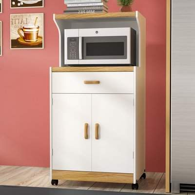 """Amaia 3 Piece Kitchen Pantry Intended For Widely Used Berwyn 49"""" Kitchen Pantry (View 2 of 20)"""