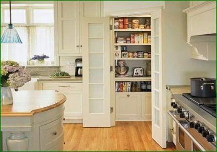 Amazing Inside Elliana Storage Kitchen Pantry (View 16 of 20)