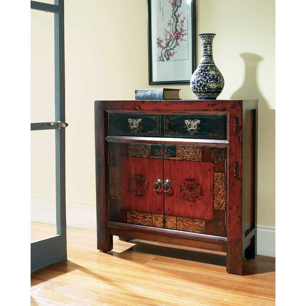 Amazon – Hooker Furniture Seven Seas Asian Two Door Throughout Seven Seas Asian Sideboards (View 7 of 20)