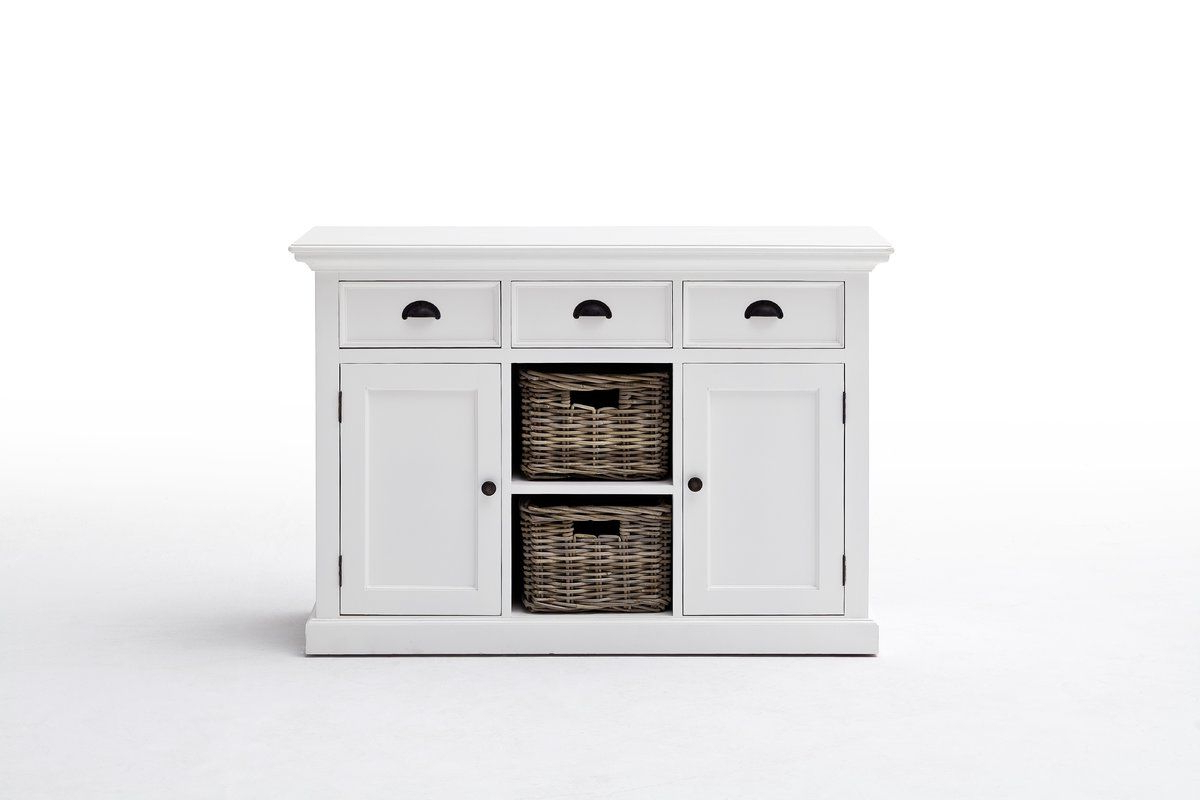 Amityville Wood Server In 2019   Kitchen Organization For Amityville Wood Sideboards (View 7 of 20)