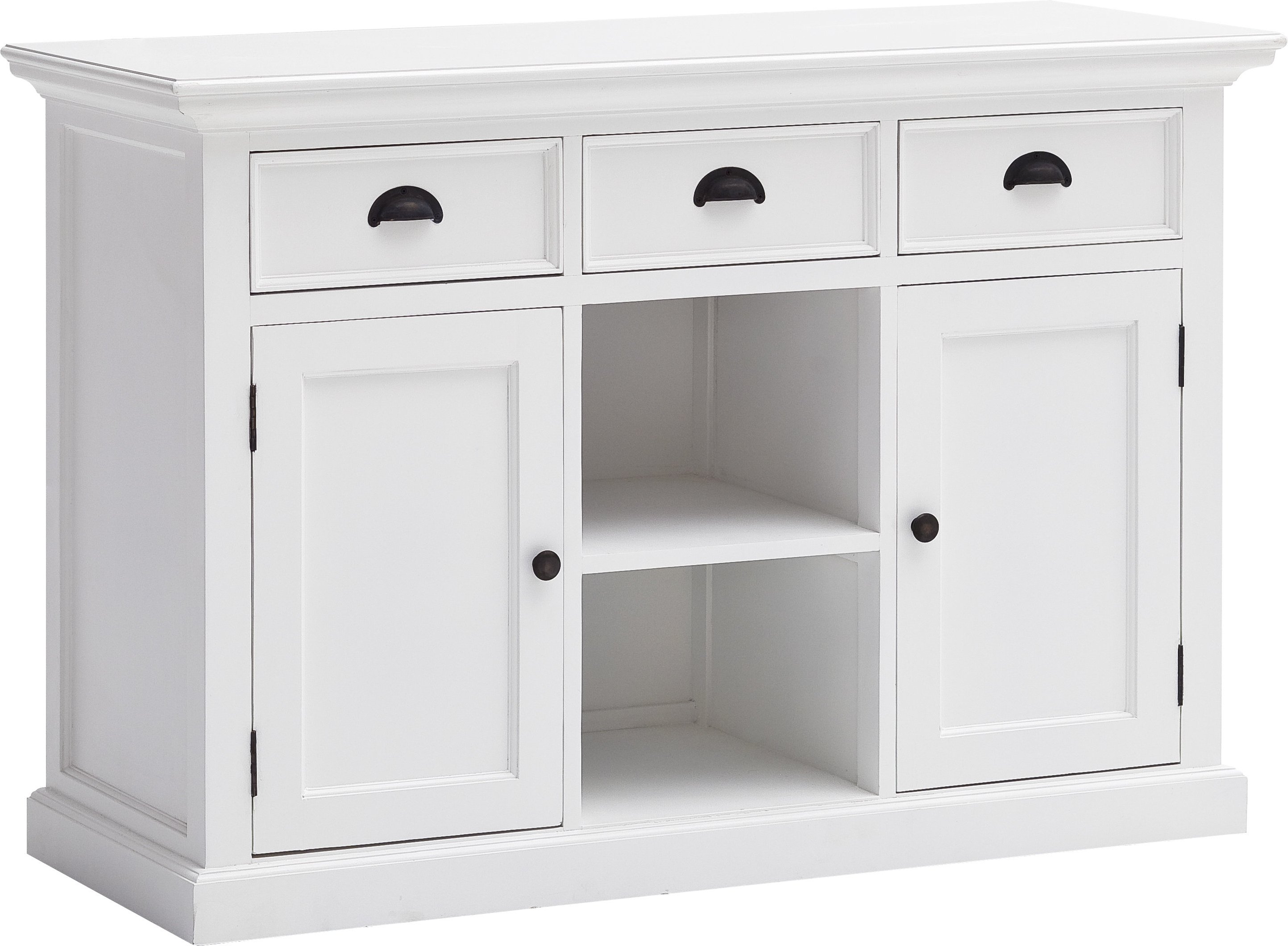 Amityville Wood Server & Reviews   Joss & Main Intended For Amityville Wood Sideboards (View 4 of 20)