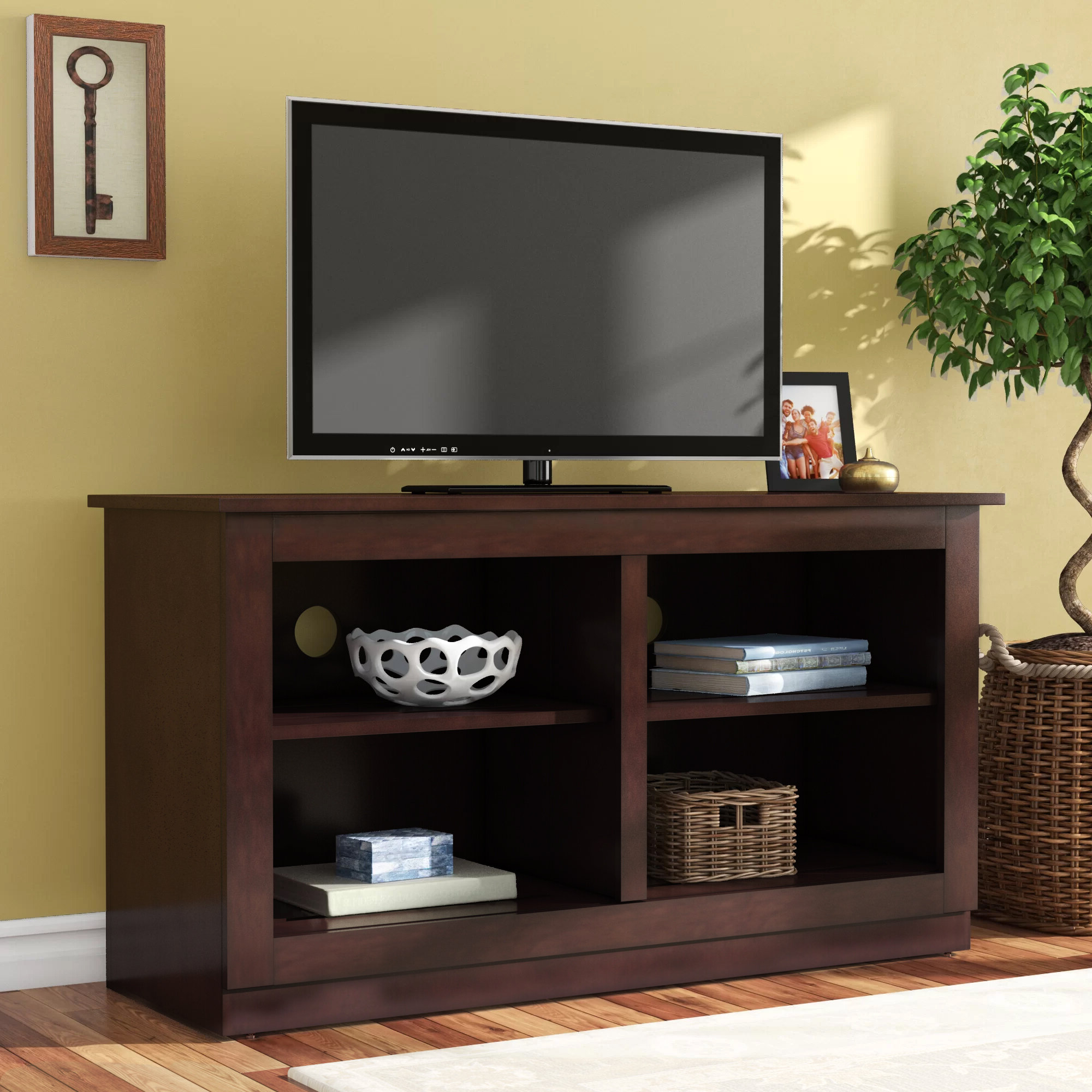 "Andover Mills Xochitl Tv Stand For Tvs Up To 42"" Intended For Ericka Tv Stands For Tvs Up To 42"" (View 8 of 20)"