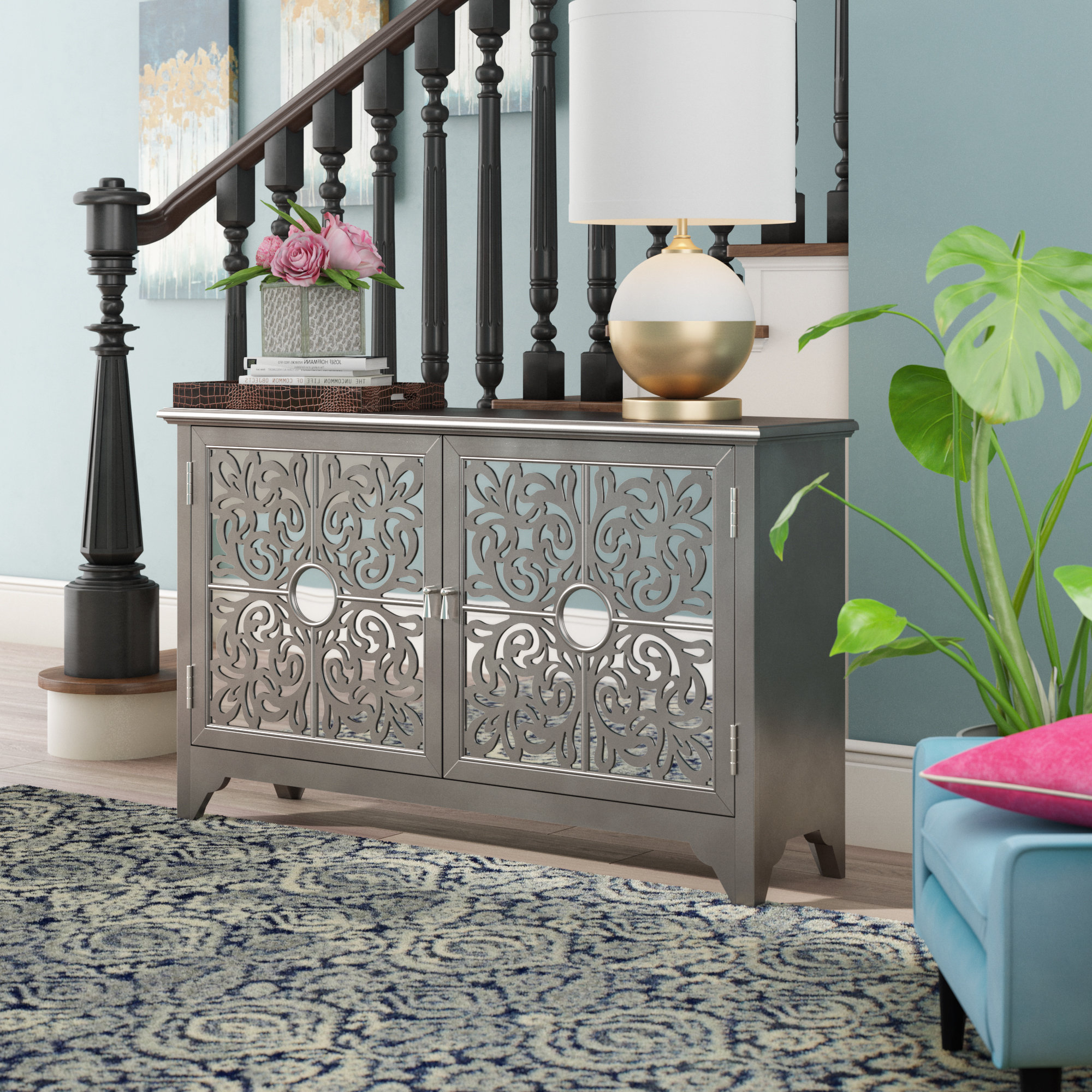 Asian Credenza | Wayfair With Seven Seas Asian Sideboards (View 15 of 20)