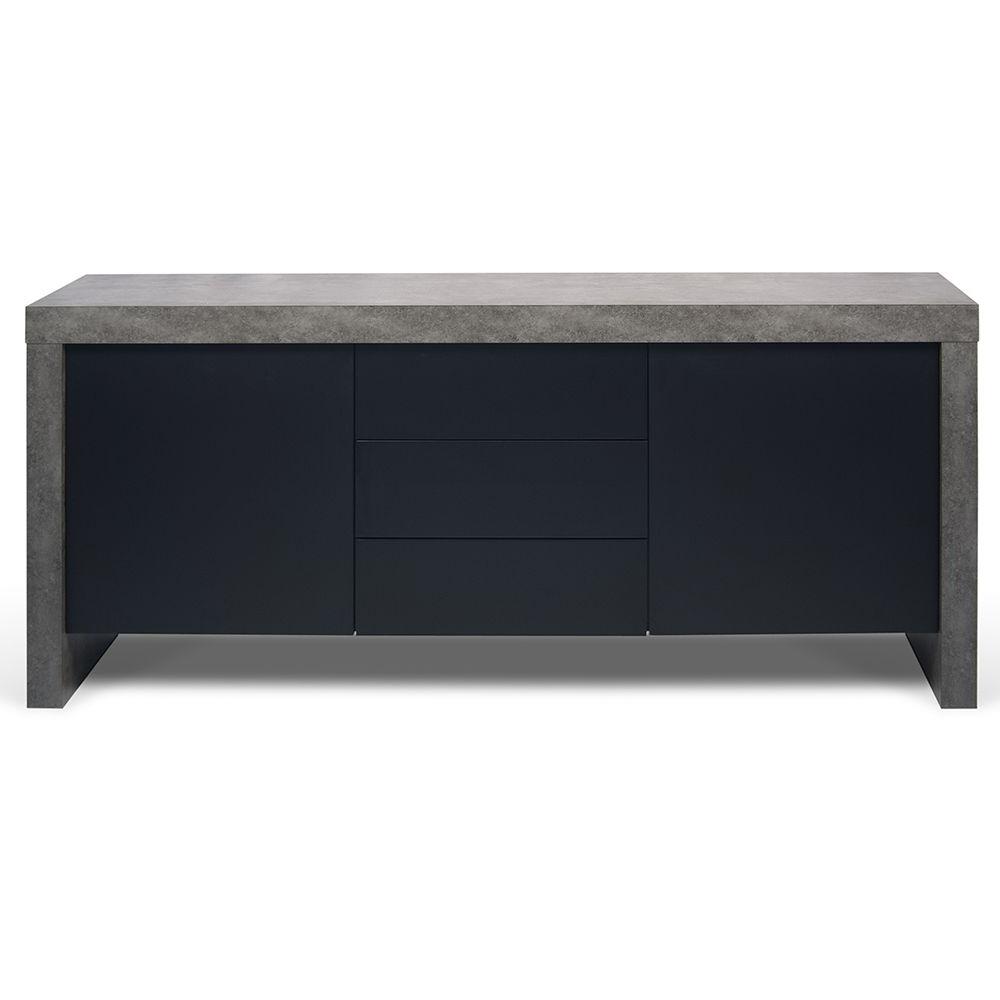 Axan – 2 Door 3 Drawer Sideboard | Sideboards | Dining Room In Hayslett Sideboards (View 13 of 20)
