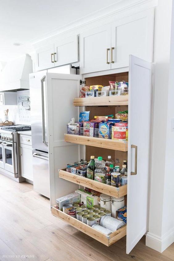 Barbara Hess (hess7786) On Pinterest Regarding Recent Norell Kitchen Pantry (View 10 of 20)
