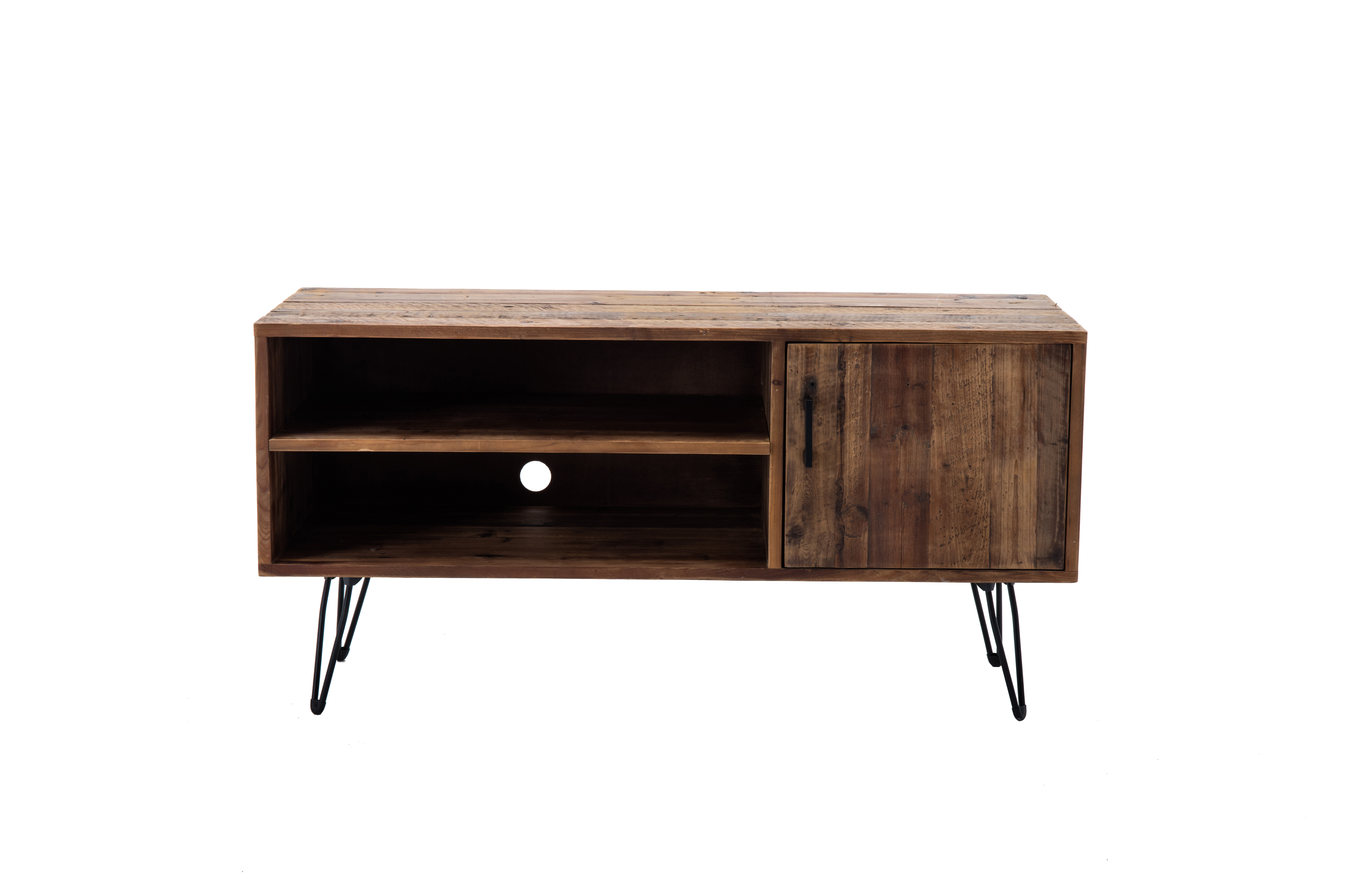 """Barclee Media Tv Stand For Tvs Up To 58"""" Pertaining To Ericka Tv Stands For Tvs Up To 42"""" (View 2 of 20)"""