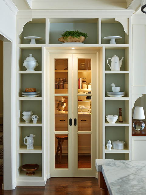 Best And Newest Collette Kitchen Pantry For Collette 72 Kitchen Pantry : Amazing Transitional Kitchen (View 15 of 20)