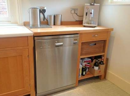 Best And Newest Olivas Kitchen Pantry Throughout Approx 9Yr Old Free Standing Habitat Oliva Kitchen With (View 2 of 20)